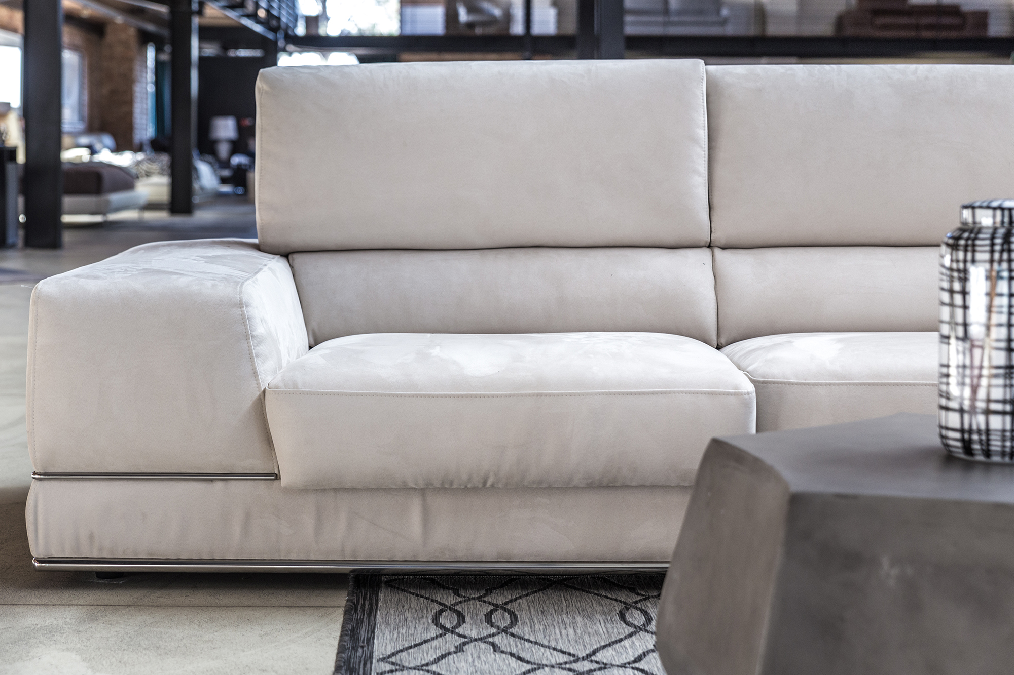 Fabric Lounge Suites - Imported